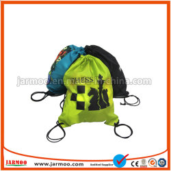 Durable Promotional Sports Gym Bag Drawstring Backpack Bag