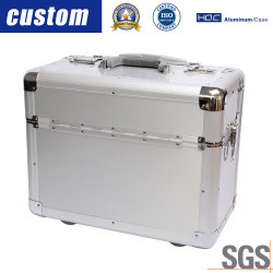 17dded819e1 Aluminium Case Flight Case Makeup Mase Instrument Case with Wheels ...