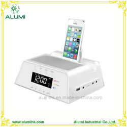 Hotel Bluetooth Alarm Clock for iPhone and Android