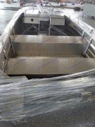 Speed Fast Aluminum Alloy Boat in Big Sea