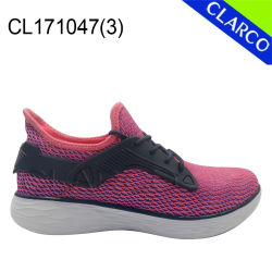 Fashion Upper Women Sports Running Seanker Shoes