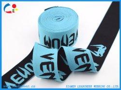 Fashion Design High Elastic Polyester Jacquard Webbing for Garment Underwear