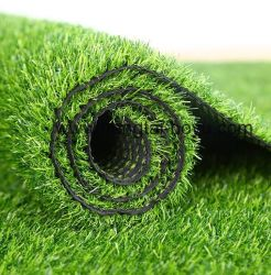 25mm Artificial Grass Decoration Crafts for Football Ground