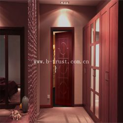 PVC Laminate Film Foil Wood Color for Door Panel Vacuum Press
