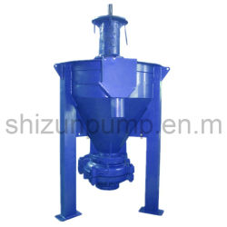 Vertical Froth Tank Slurry Pump Equipment