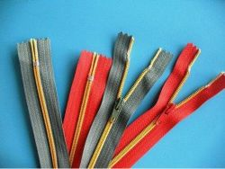 Factory Test Approved Best Price Nylon Zipper Two Way