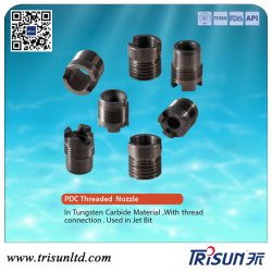 Tungsten Carbide Nozzle, Oil Spray Nozzle, Slurry Nozzle, Blasting Nozzle