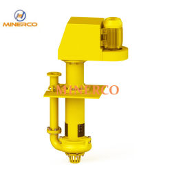 Vertical Sewage Waste Water Slurry Sump Pump