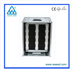 Anti Static High Quality Adjustable ESD Magazine Rack for SMT Storage Holder PCB