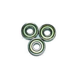 High Speed Skateboard SKF Hand Spinner Fidget Toy Bearing with Zz RS Seals (608)