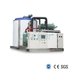 Dry Ice Scaler Flake Ice Scaler Machine Best Quality Ice Systems for Seafood Conservation
