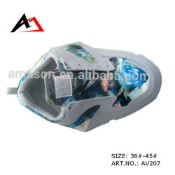 Sports Shoes Upper New Technology Flyknit Shoes Parts (AKAv207)