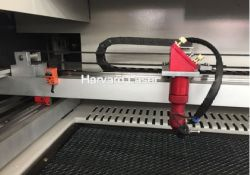 CNC CCD Carving Cutting Machine for Fabric, Logo, Sports Clothing, Advertising Machine