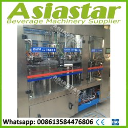 Fruit Juice Factory Price Glass Bottle Filling Machine packaging