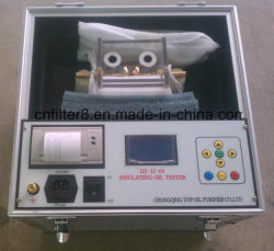 Fully Automatical Transformer Oil Testing Equipment (IIJ-II-80KV)