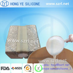 Liquid Foaming Silicone Rubber for Medical Filling with FDA Certificate