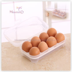 Food Grade Plastic PP Kitchen Storage 8-Compartment Egg Container & China Food Grade Storage Container Food Grade Storage Container ...