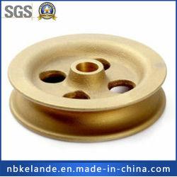 Brass Custom Made CNC Machine Part with Casting