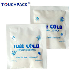 OEM Welcomed Instant Gel Ice Cold Pack for Sports Injury