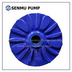 Heavy Duty Interchangeable Mining Processing Slurry Pump Spare Wet Parts