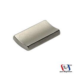 Strong Sintered Permanent Magnetic Rare Earth Neodymium Tile Arc Segment NdFeB Magnet