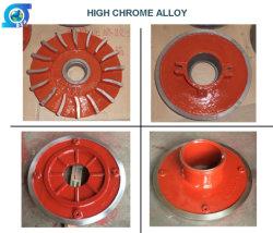 Horizontal Slurry Pump Spare Parts Ultra Chrome Alloy A05