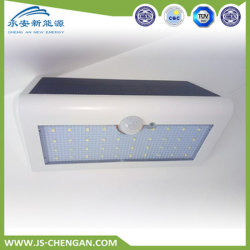 Outdoor Lighting Product 16 LED Solar Power Garden Lamp Microwave Radar Motion Sensor.