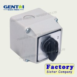 Electrical Changeover Cam Rotary Selector Operation Main Switch