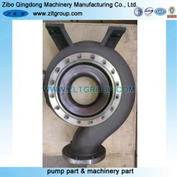 Pump Casing in Goulds 3196 Pump Casting Part Titanium Material