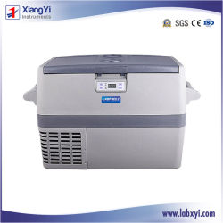 Portable Refrigerator Freezer, Insulin/Vaccine/Transportation Fridge, AC/DC Fridge Freezer/Car Reefer