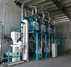 Maize Meal Production Process/Flour Mill Plant