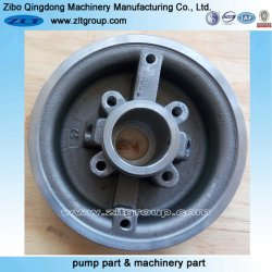 ANSI Durco Mark III Pump Cover in CD4/316ss