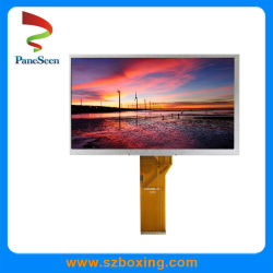 7'' TFT LCD Screen with 1024*600 Resolution for Security Management