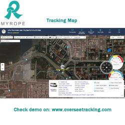 GPS Tracking Web Platform & APP Software for Fleet Management