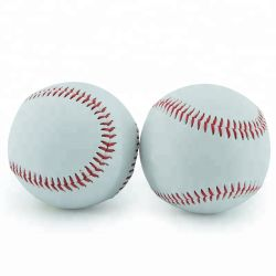 Top Quality Official League Real Genuine Color Leather Baseball