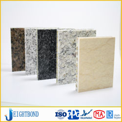 China Wholesale Granite Stone Honeycomb Panel for Curtain Wall