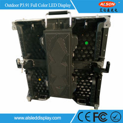 P3.91 Portable LED Screen Outdoor Sign LED Display Screen for Events/ Project