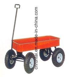 Made in China Red Capacious Transportation Tool Cart