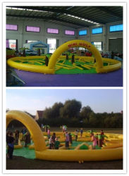 Inflatable Golf Course (CWJ-080)
