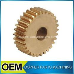 Brass Bronze Copper Small Circle Processing CNC Machining