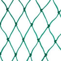 PP PE Polyester Nylon Knotted Commercial Fishing Net