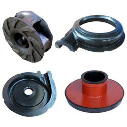 High Chrome Cast Iron Wear Resistant Slurry Pump Part