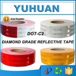 China safety retro reflective tape safety retro reflective tape pvc pet truck vehicle safety light honeycomb retro conspicuity reflective tape aloadofball Choice Image