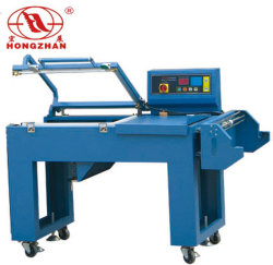Manual Sealing Machine Folden Film Wraping Packing Machinery with Temperature Controller for Beverage Bottle Box Cosmetic