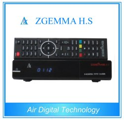 Low Cost Zgemma H. S Receiver DVB-S2 Support SD Card