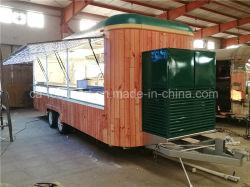 Customized High Quality Mobile Food Trailer, Food Wagon, Food Van with Australian Standard