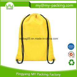 Custom Recycled Shopping Packing Drawstring Bag