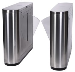 Security Optical Access Control Automatic Flap Barrier