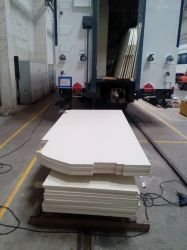 18mm Thickness Plywood Use for Middel and Low Speed Railway Passenger Car Interior