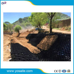 1mm-1.7mm Thickness HDPE/PP Plastic Geocells for Slope Erosion Control